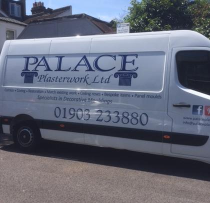 Palace Van