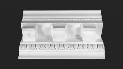 Palace cornice
